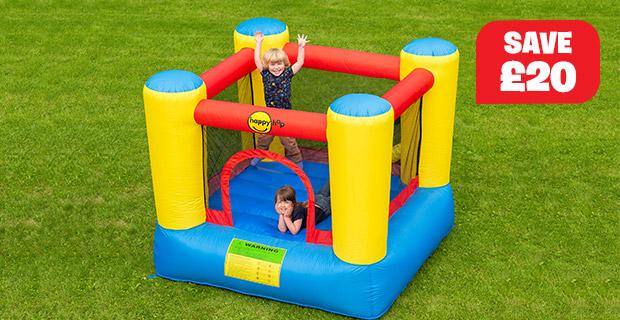 AirFlow 6ft Bouncy Castle