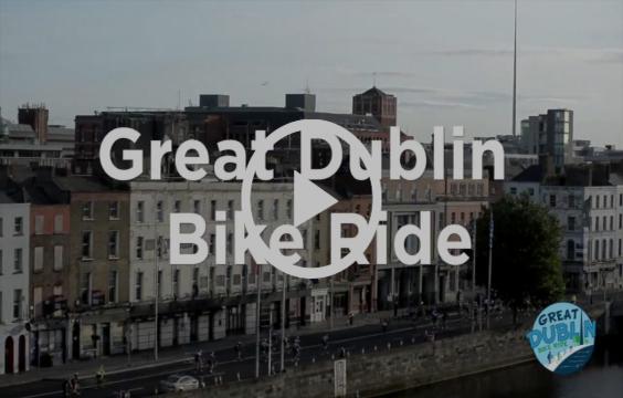 Great Dublin Bike Ride 2017