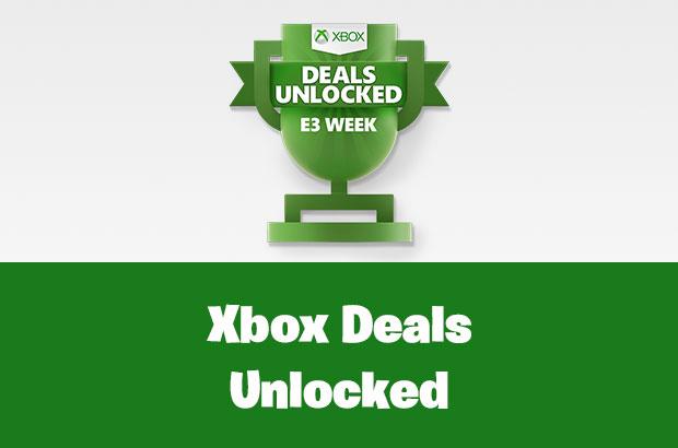 Xbox Deals Unlocked!