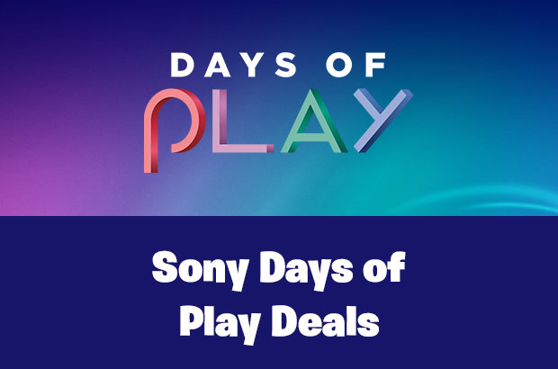 Sony Days of Play Deals